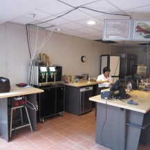 FlexCafe - Eversys Pro E4m op unit - Catering event