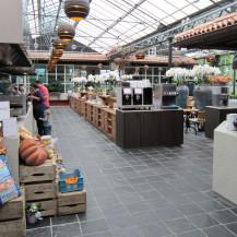 Flexcafé - Eversys Pro E4m met zelfbediening inbouw- Watertuin Naaldwijk