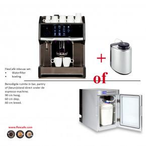 Espresso machine C2m INBOUW