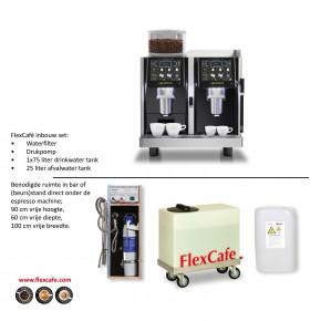 Espresso machine Pro E4m INBOUW
