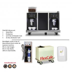 Espresso machine Pro E4m Zelfbediening INBOUW