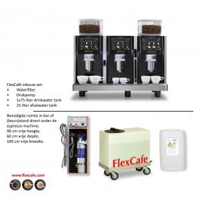 Espresso machine Pro E6m INBOUW